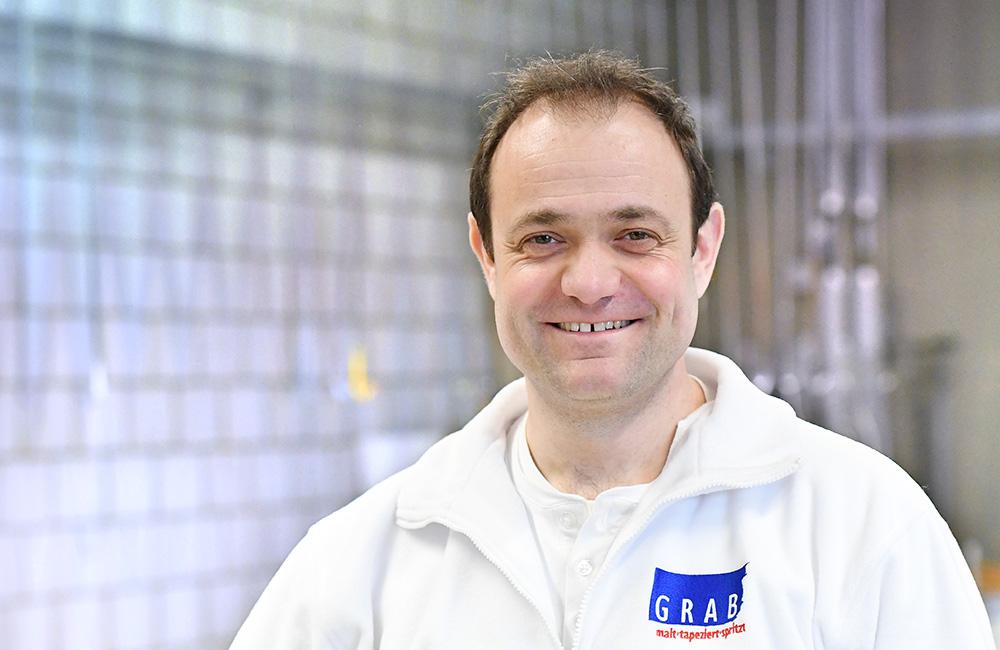 Portrait Markus Grab